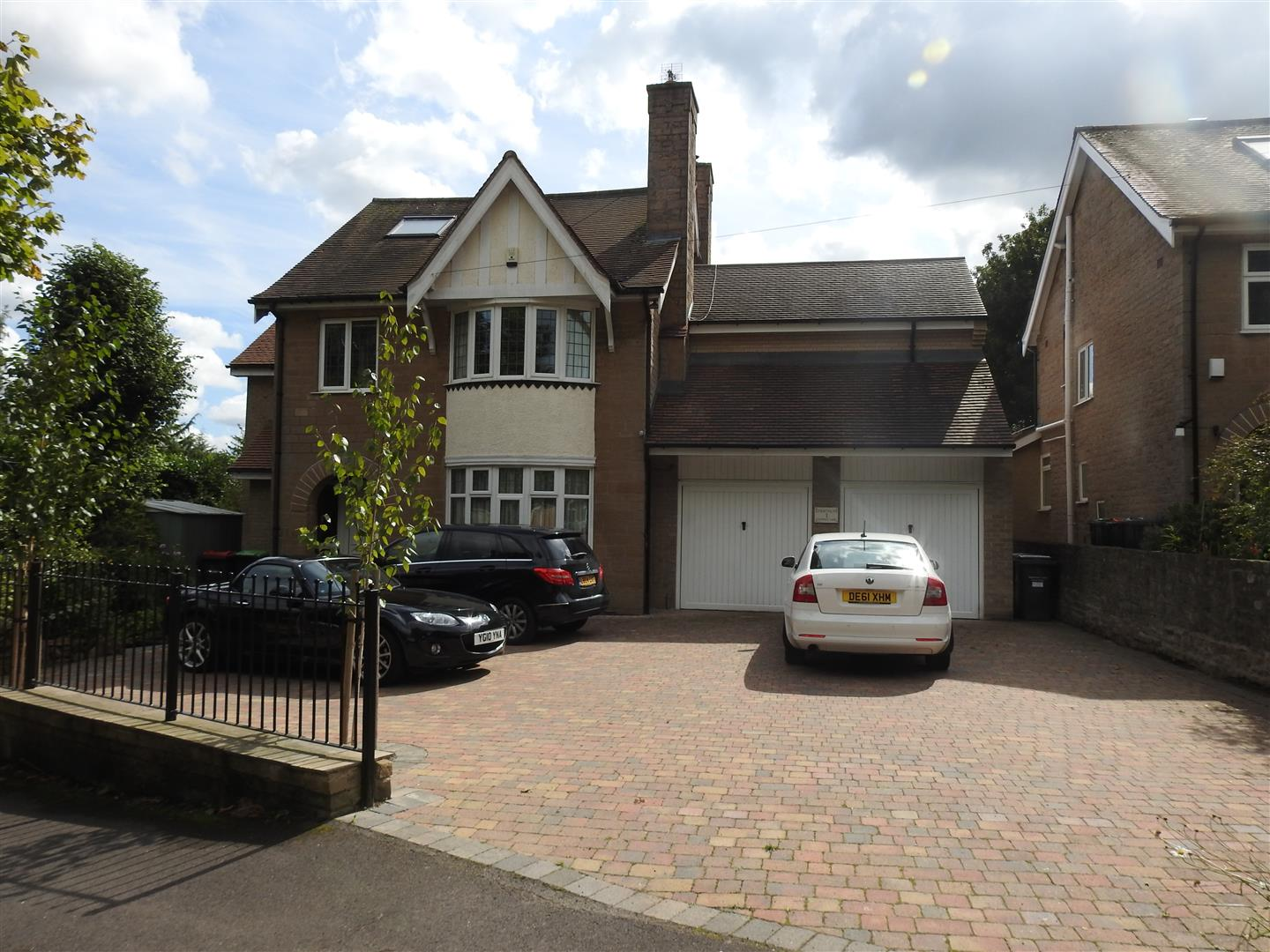 4 Bedrooms Detached House for sale in Common Lane, Hucknall, Nottingham